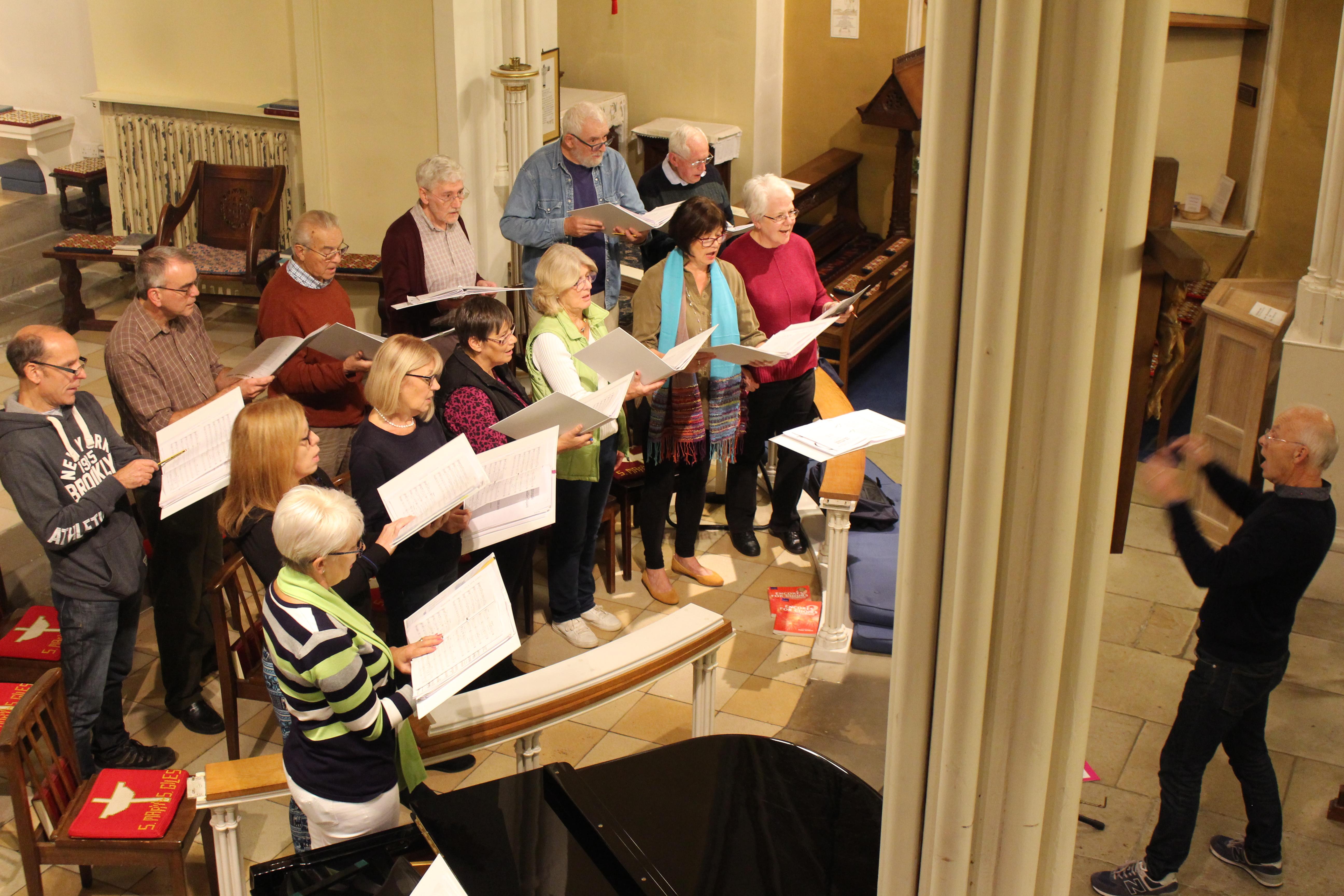 3545 Choir