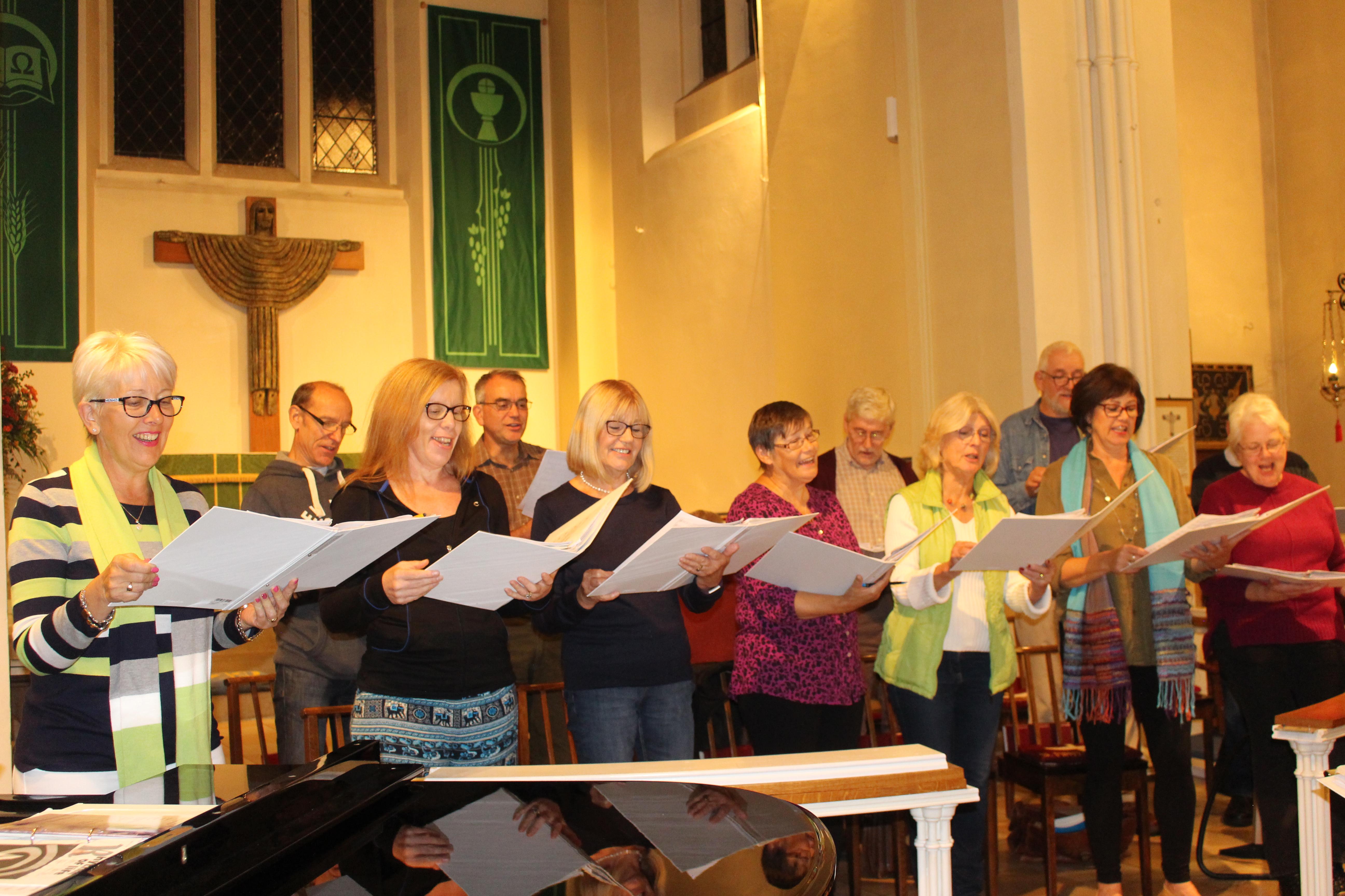3569 Choir